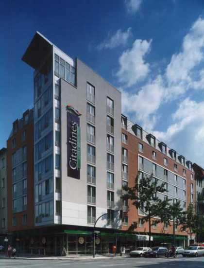 E p projektmanagement citadines apart 39 hotel berlin for Apart hotel citadines